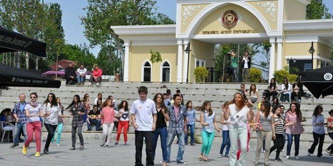 İstanbul Aydın Üniversitesi Yabancı öğrenci ücretleri 2021