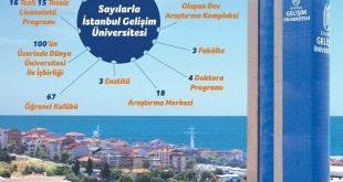 İstanbul Gelişim Üniversitesi Yabancı Öğrenci Ücretleri